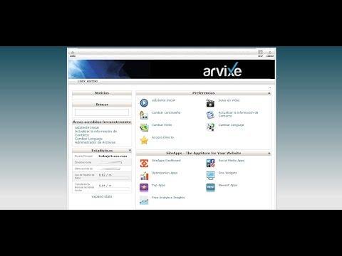 Cómo contratar hosting web en Arvixe