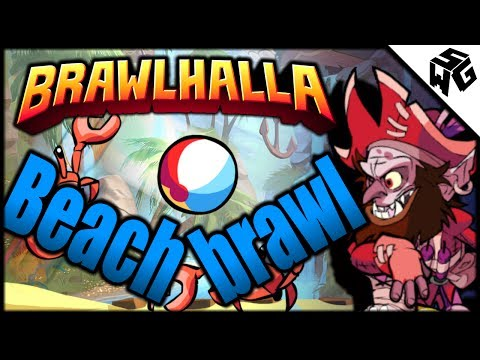 Brawl of the Week: 3v3 Brawlball - Brawlhalla Gameplay :: AFK is OP!