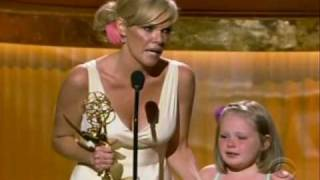 Maura West 2010 Daytime Emmy Win