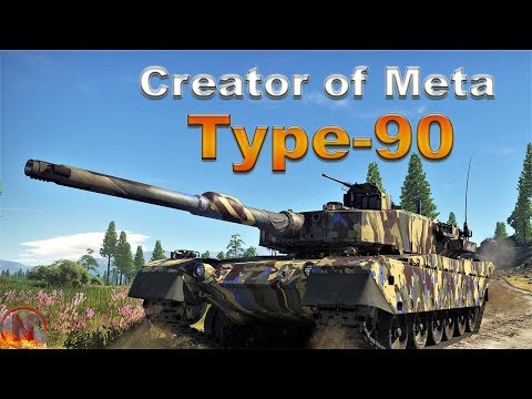 WT || Type-90 - Creator of Meta thumbnail