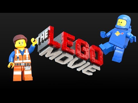 Search for The LEGO Movie - FULL Review