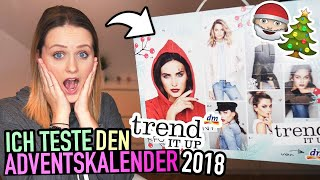 Enttäuschung...?!😨 | dm trend IT UP Adventskalender 2018 | Mone