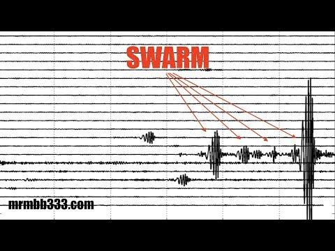 Quake Swarm - SHALLOW 5.6 near Cascadia Basin - 5 Days into Planetary Position