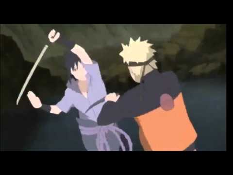Naruto Vs Sasuke Battle Final And 50+ Pop Songs Xd video