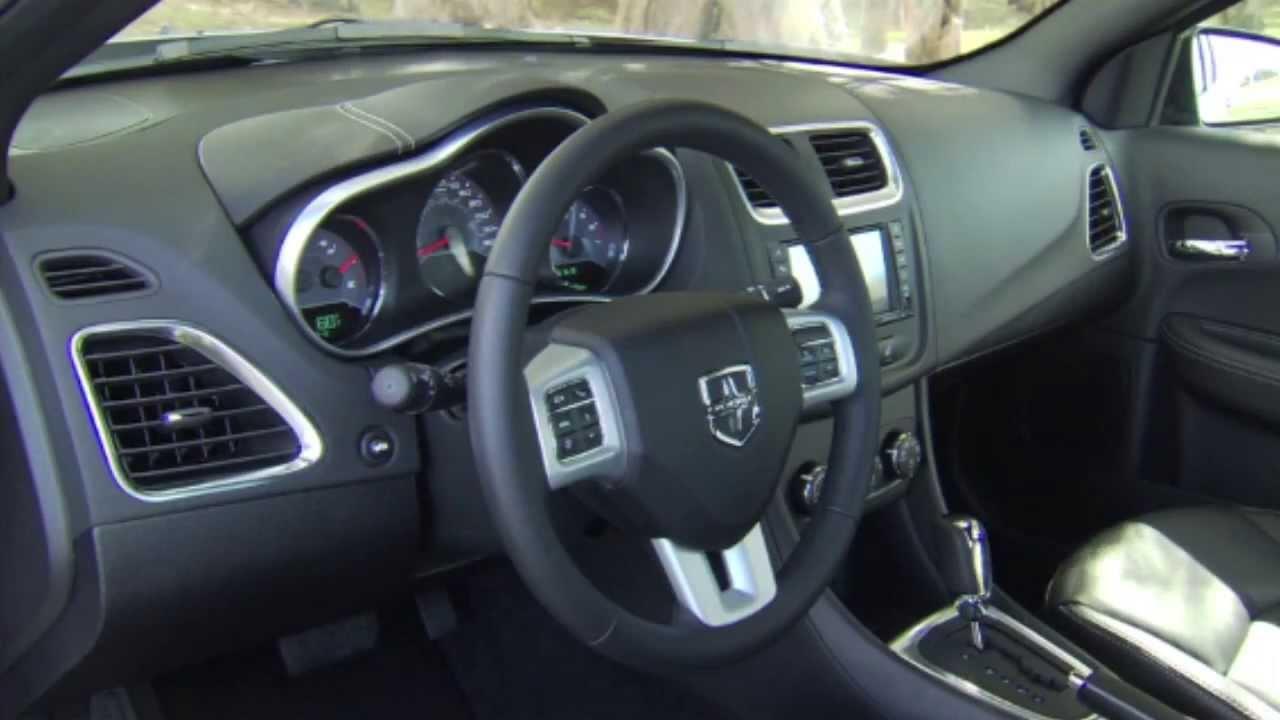 2014 Dodge Avenger Youtube