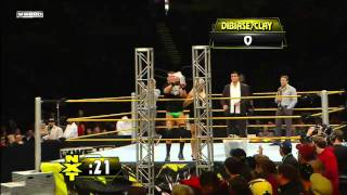 WWE NXT Season 4 Episode 6 - Challenge 1