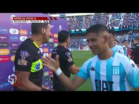 HDH 136 - Racing Club 1 - Huracán 0 - Superliga 2019-20 Fecha 13