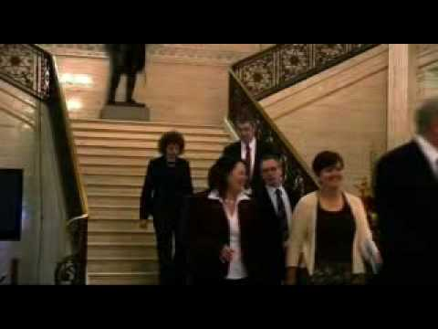 Irish language version of the Sinn Féin EU election party political broadcast for the 26 counties