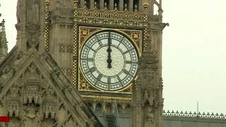 Big Ben plays Vitas song for the last time