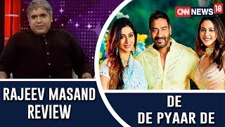 De De Pyaar De review by Rajeev Masand