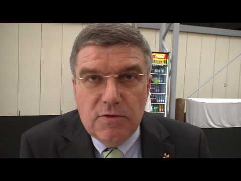 Thomas Bach: Does sport need a World-Anti-Corruption-Agency?