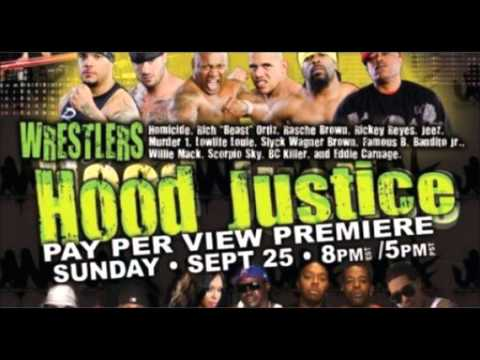 Bryan & Vinny review Urban Wrestling Federation (Part 2): Hood Justice