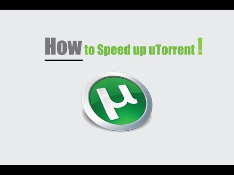 come velocizzare utorrent mac