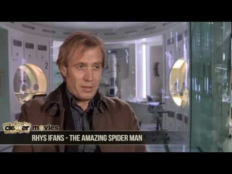 Rhys Ifans Talks 'The Amazing Spider-Man'