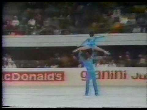 Carruthers & Carruthers (USA) - 1983 World Figure Skating Championships, Pairs' Long Program