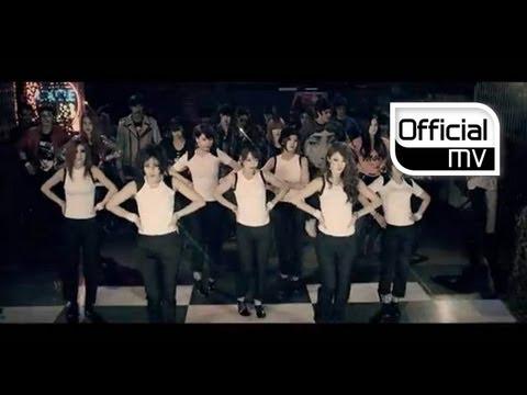 T-ara(티아라)   Lovey-dovey (좀비 Ver.) Mv video