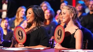 Julianne Hough Judges DWTS Season 19