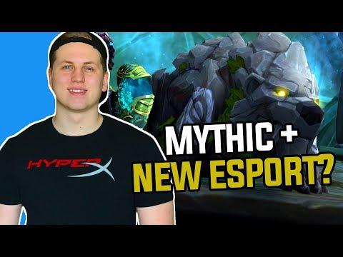 Mythic Dungeon Invitational: The New World of Warcraft Esport? - Hogman