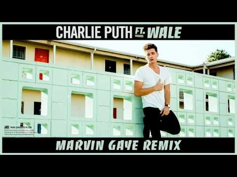 "New Music: Charlie Puth feat. Wale ""Marvin Gaye (Remix)"""