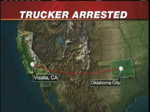 FBI: Trucker Sought Sex With Child