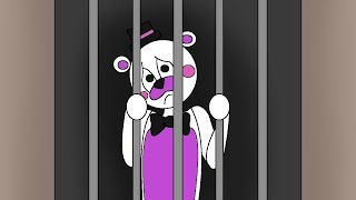Minecraft Fnaf: Funtime Freddy Goes To Jail (Minecraft Roleplay)