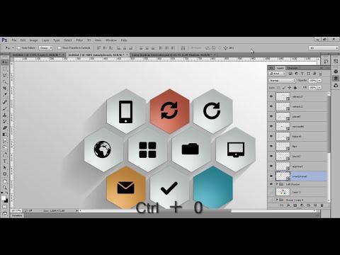 Photoshop Tutorial | Graphic Design Minimalist