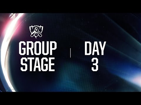 Worlds Tonight 2016: Group Stage Day 3