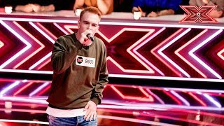Emotionale Audition von Robin bei X Factor | Auditions 7 | X Factor Deutschland 2018