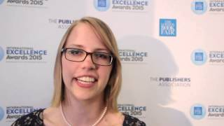 LBF INTERNATIONAL EXCELLENCE AWARDS WINNER - Sarah Wild