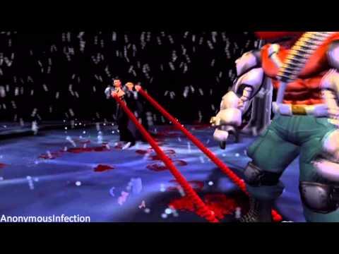 Mortal Kombat: Deadly Alliance - Mavado's Fatality