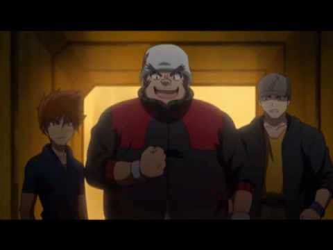 BeyBlade Metal Fusion Episode 1 Part 1/2 English Dubbed