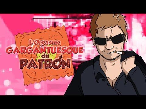 L'Orgasme Gargantuesque du Patron - Fanmade SLG (Version originale)