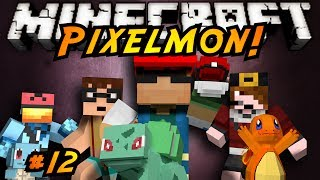 Minecraft: Pixelmon Episode 12!