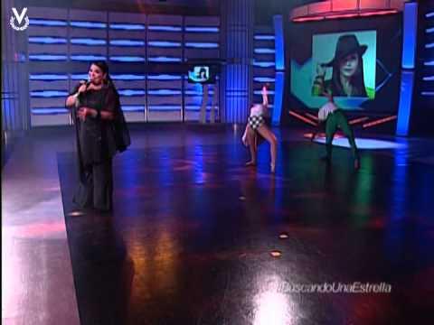 Súper Sábado Sensacional - Buscando una Estrella - Liseth Gil como Olga Tañón
