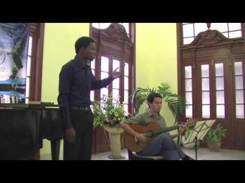 Renuncia impossível - Bruno Neto - Barítono Angolano