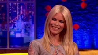 Claudia Schiffer On German Stereotypes - The Jonathan Ross Show