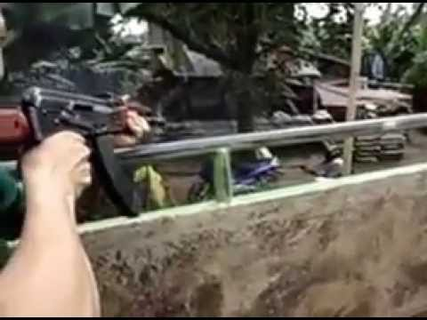 Failed NPA attack at Mawab 16 Jan 2012 Full Version