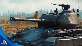 World of Tanks - Friendly Rivalry Trailer | PS4