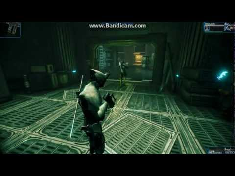 Warframe online Closed beta Gameplay [HD]