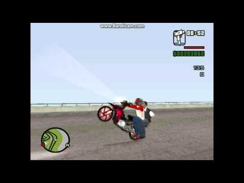 Gta Sa Rempit Rxz 125z Ex5 video