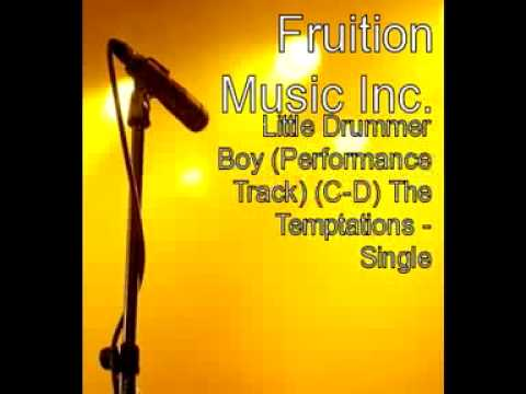 Temptations - Little Drummer Boy