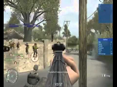 ► Call of Duty 2  ► UNDETECTED MULTIHACK, MOMBOT + WALLHACK! ►DOWNLOAD HERE