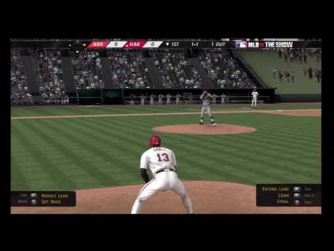 MLB 10 The Show (PS3) Road to the Show Batting/Baserunning