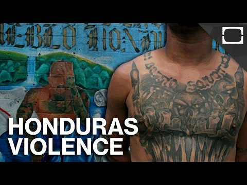 Why Is Honduras The Murder Capital Of The World?