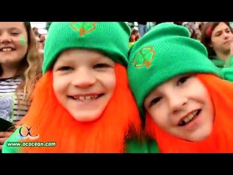 'St. Patrick's Day Parade 2016' - Ocean City, Maryland