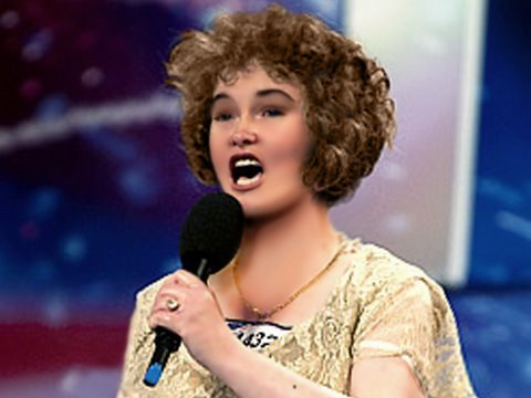 Susan Boyle Transformation Music Videos