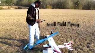 Apprentice S 15e/15e [Small Field Flying Technique]