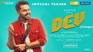 Dev Movie Review, Rating, Story, Cast & Crew