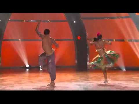 Clarice and Robert - So You Think You Can Dance - Bollywood