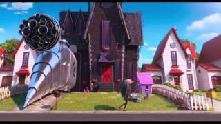 Despicable Me 2 - Happy (Movie Scene)
